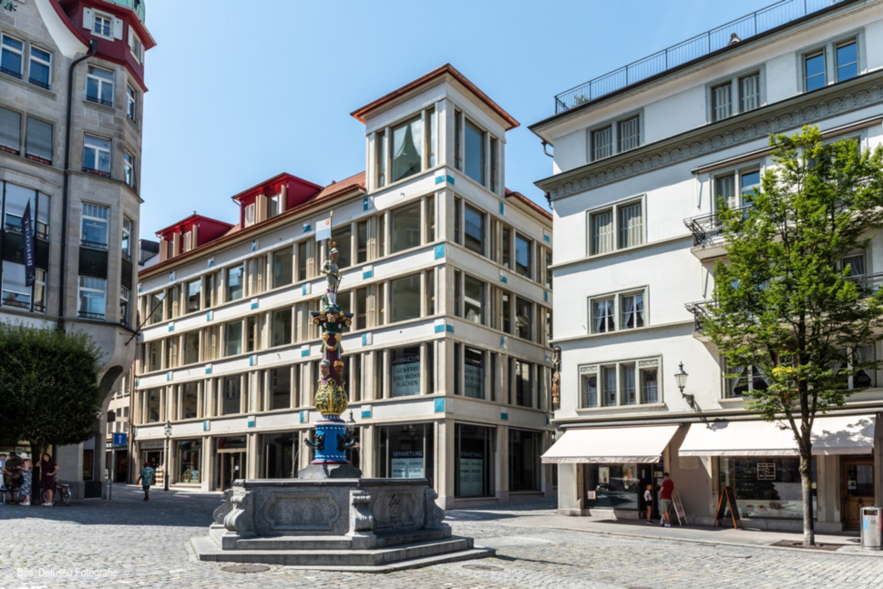 Lancierung des PURE Swiss Opportunity REF