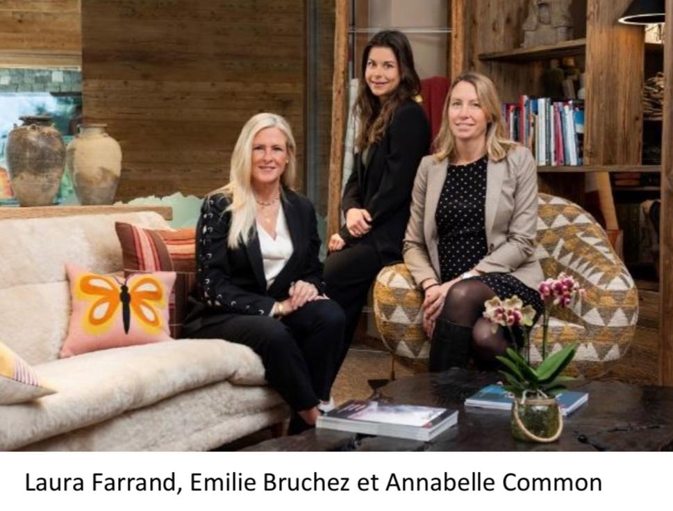 Naef Prestige Knight Frank ouvre à Verbier un bureau au concept inédit, alliant immobilier de prestige et design