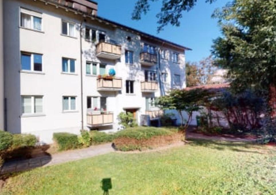 Immeuble avec potentiel à Zürich CHF. 6'300'000.—