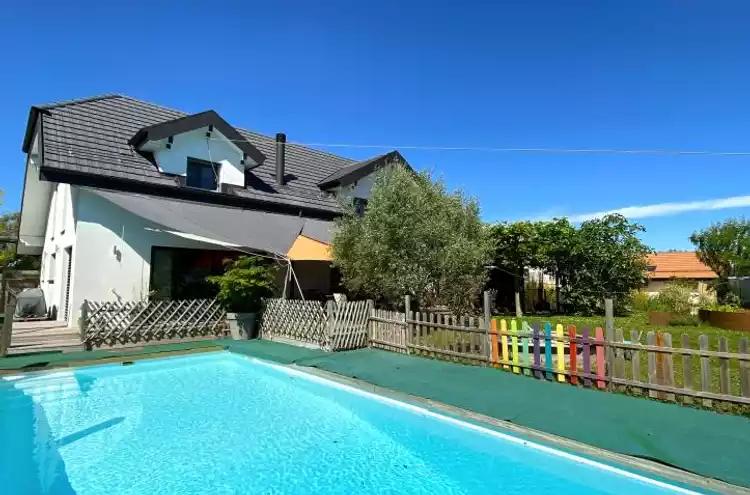 Villa à vendre - 1113 St-Saphorin-sur-Morges CHF 3'220'000.- CHF 14'000 / m²