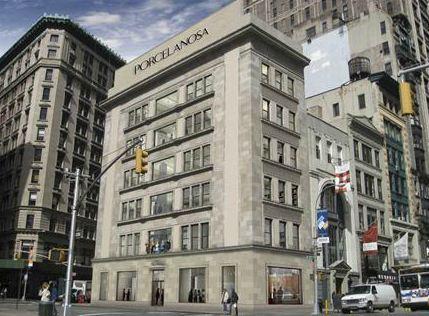 Porcelanosa unveils new flagship New York showroom