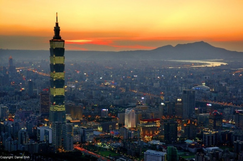 Taipei 101 Copyright: Daniel Shih