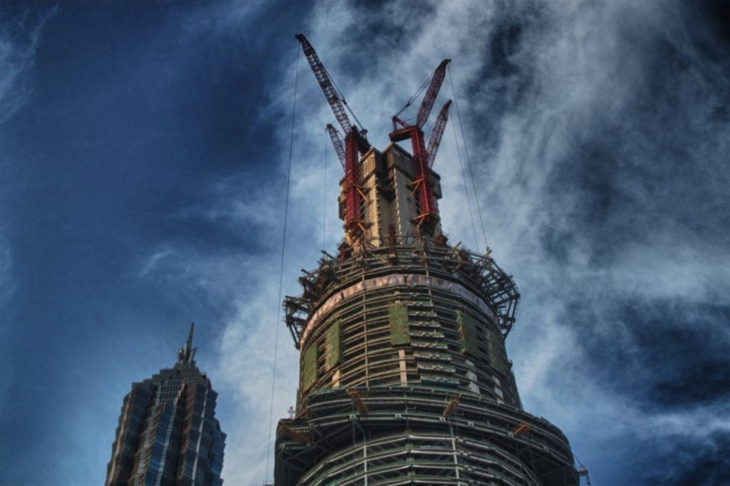 Shanghai World Financial Center et Jin Mao Tower   Copyright: Thierry Beauvir