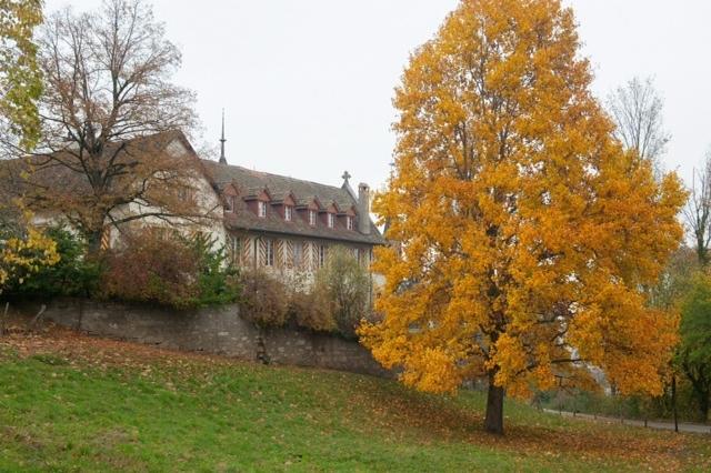 Les Frères s'apprêtent à vendre l'abbaye de Fontaine-André