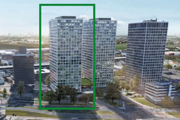 Swiss Life AM acquiert la Rotterdam Resi Tower
