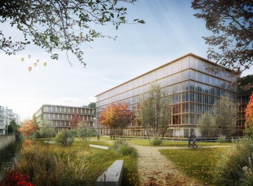 Désignation des lauréats du concours de projets portant sur un nouveau bâtiment administratif à Ittigen