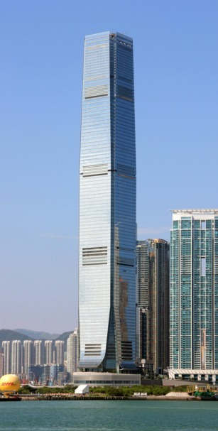 International Commerce Centre Copyright: Wilson Ling