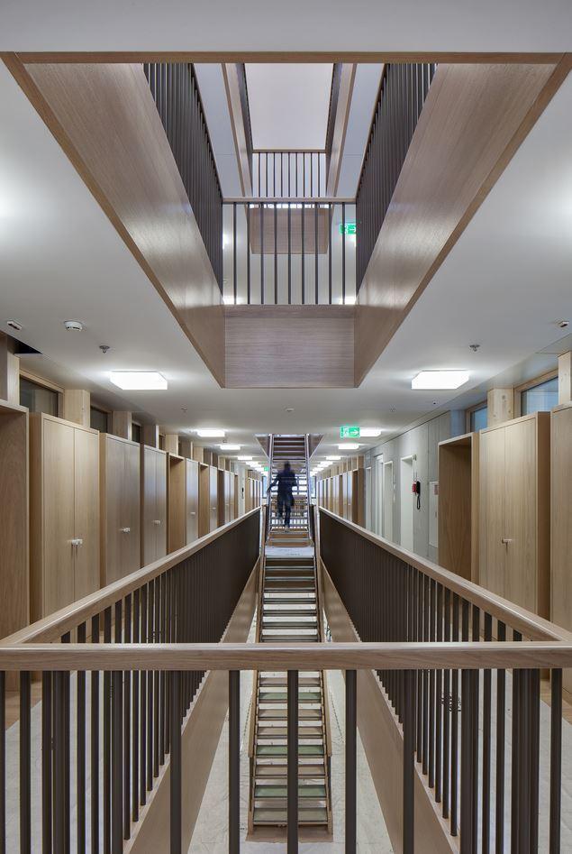 Nouveau bâtiment administratif pour l'Office fédéral du développement territorial