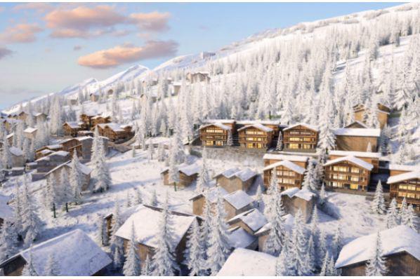 Marriott ouvrira un hôtel Ritz-Carlton dans les Alpes suisses