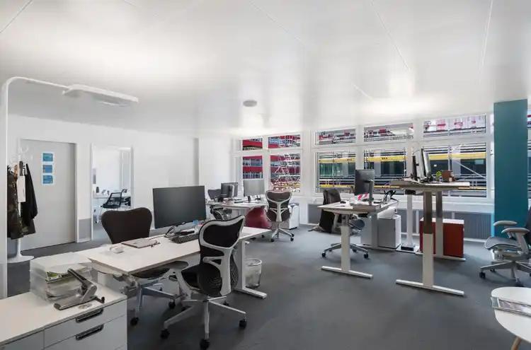 Bureau à louer - 8005 Zürich, Hardturmstrasse 135 CHF. 9'100.—/mois