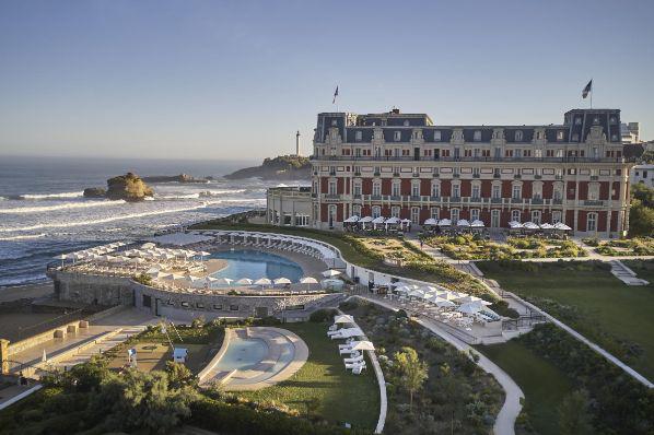 Hyatt rouvre l'hôtel Du Palais à Biarritz