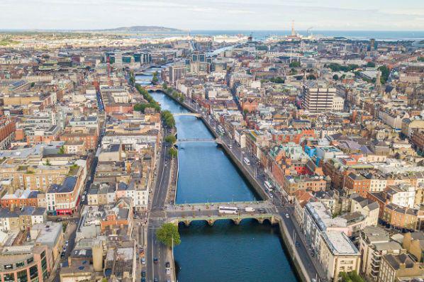 Plus de 1,2 milliard d'euros investis dans l'immobilier commercial irlandais en 2021