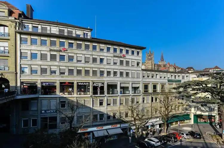 Bureau à louer - 1003 Lausanne, Rue du Grand-Pont 2 bis