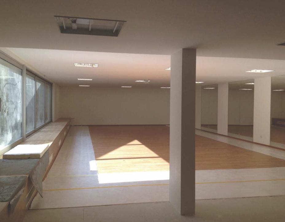La Fondation Communale Immobilière de Lancy  inaugure un nouvel espace dédié aux sports