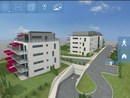 Réalité augmentée : lancement d'un outil de travail innovant dans les projets de  développement immobilier et de commercialisation des promotions du Groupe MK