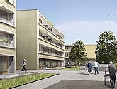 Miet und Eigentumswohnungen im Breitipark in Bassersdorf