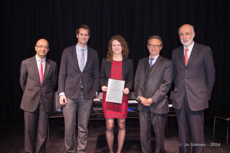 4e édition du « Prix LA FONCIÈRE 2014 » : la formation post-grade en immobilier en Suisse romande
