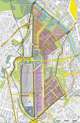 Approbation du plan directeur de quartier Praille Acacias Vernets