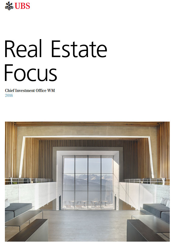 UBS Real Estate Focus 2016