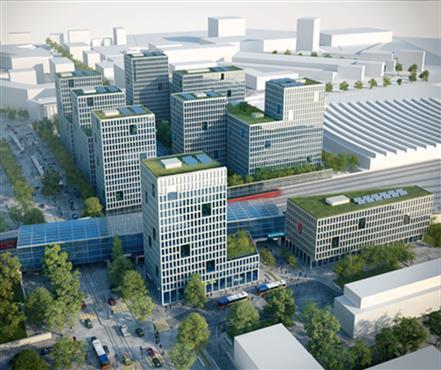 CFF Immobilier cherche un partenaire pour les prestations de Facility Management (FM) du site de Lancy Pont-Rouge