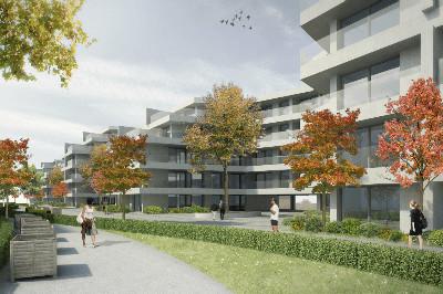 Nouveau projet pour Allianz Suisse Immobilier