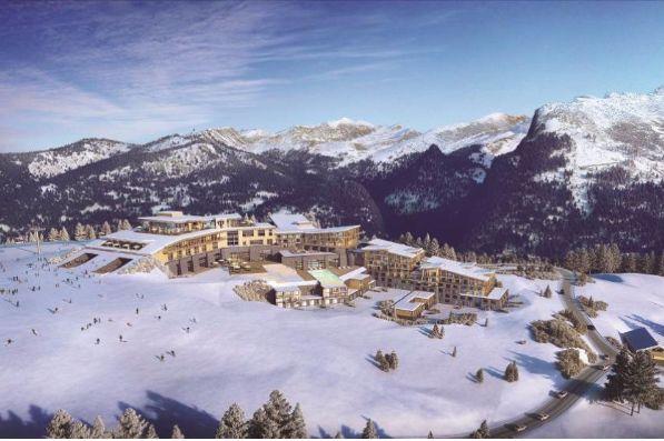 Nouveau Club Med en Savoie