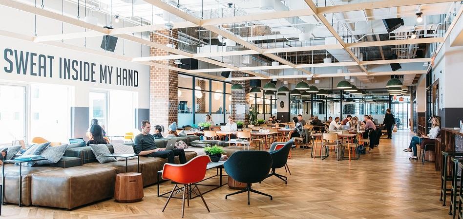 WeWork conclut la location d'un nouvel espace à Madrid avec GMP