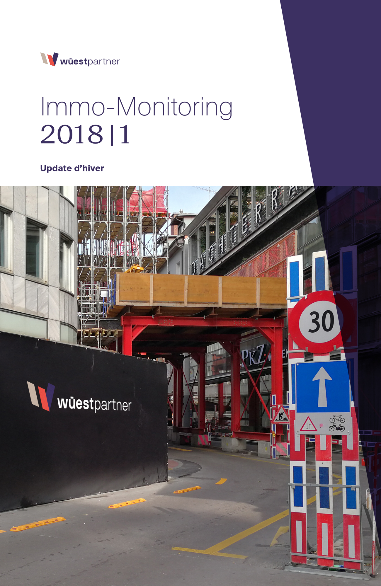 «Immo-Monitoring»  2018,  update  d'hiver