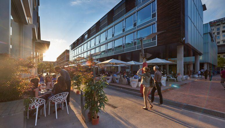 Image: Quartier du Flon | Mobimo