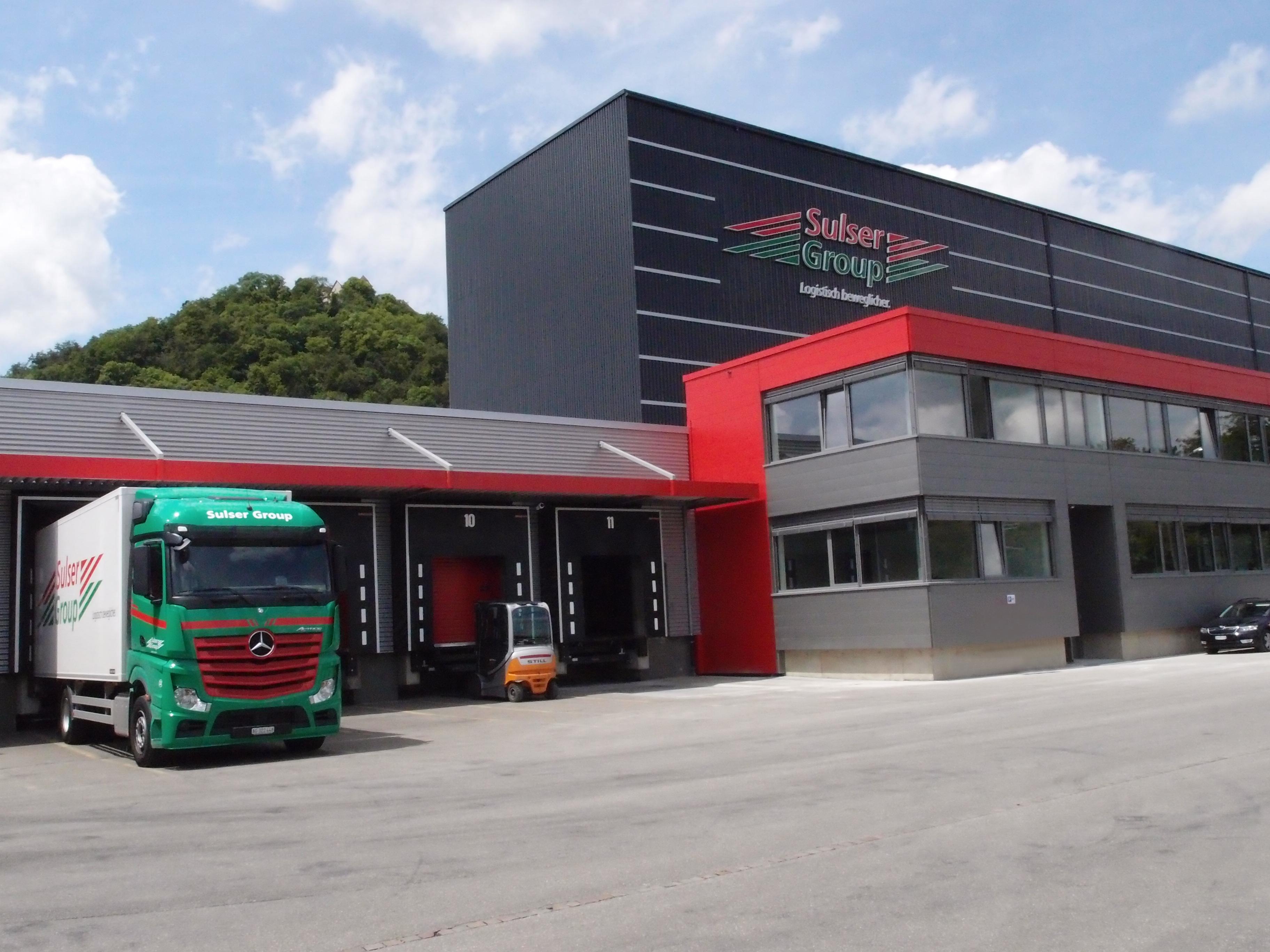 HIAG acquiert un site logistique à Brunegg