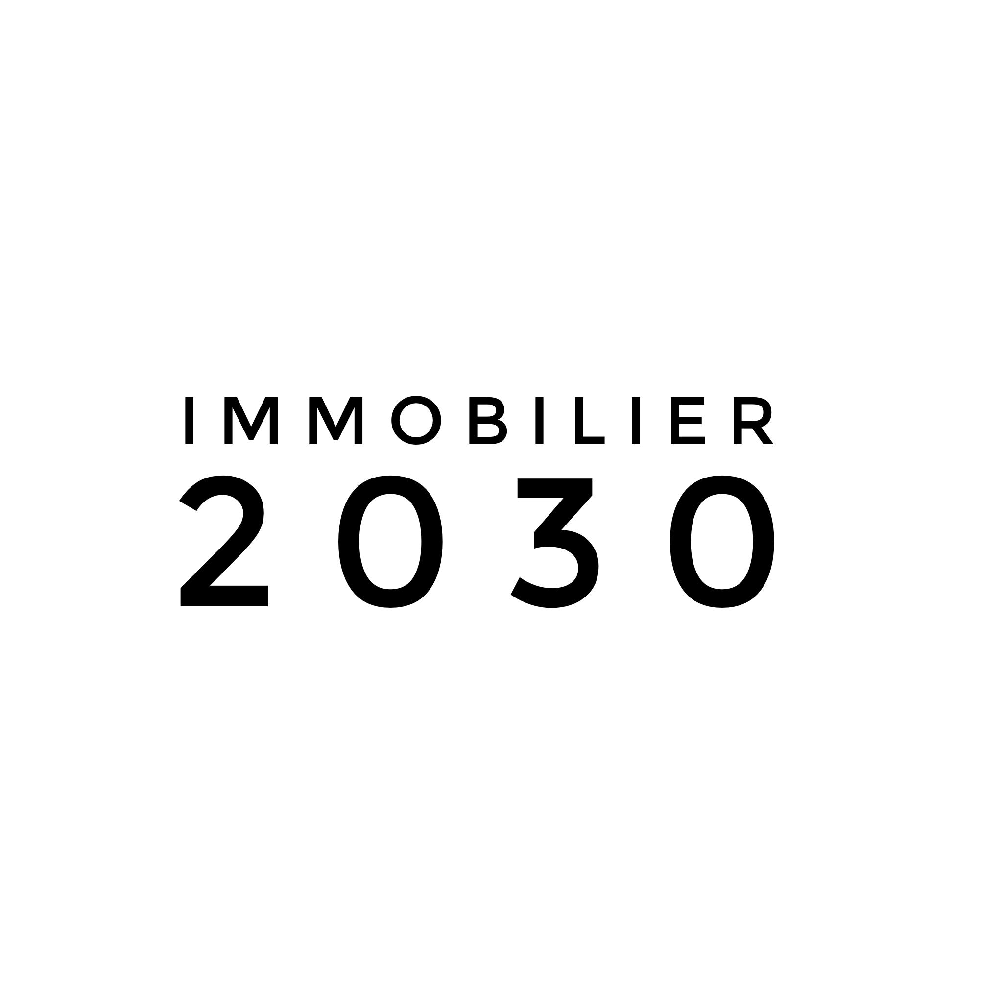 L'immobilier en 2030 sera radicalement différent