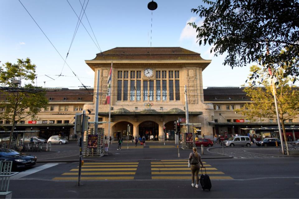 Gare CFF de Lausanne: à l'aile Ouest, du nouveau