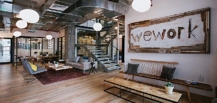 WeWork lance son concept de bureaux, de loisirs et de commerce à New York