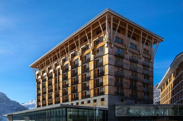 Radisson ouvre un nouveau Blu dans les Alpes suisses