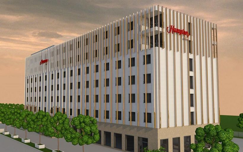 Hampton by Hilton arrive en Suisse