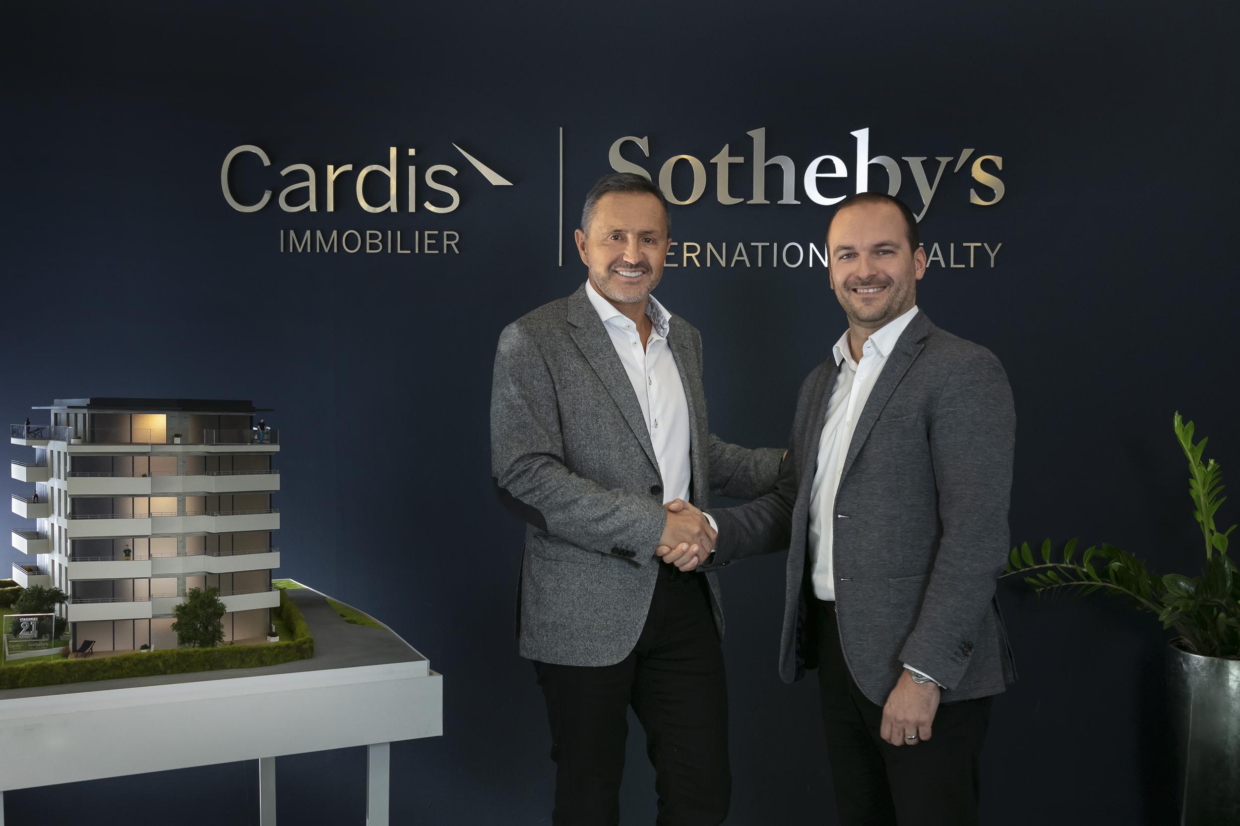 Bon exercice 2018 pour Cardis | Sotheby's International Realty