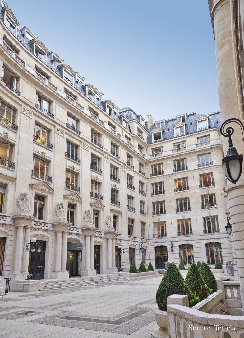 Swiss Life Asset Managers va acquérir un portefeuille d'actifs de bureaux d'exception dans Paris QCA