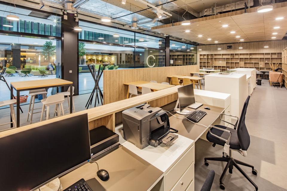 Zurich: Spaces ouvre un Coworking à Ambassador House