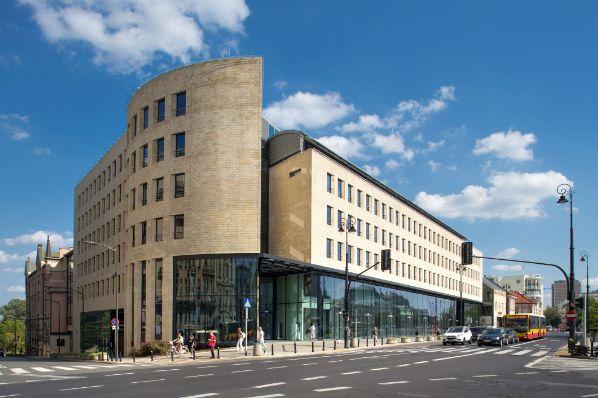 Le Credit Suisse acquiert un complexe de bureaux à Varsovie