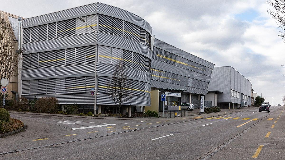 HRS kauft Industriefläche von der GDELS-Mowag in Kreuzlingen