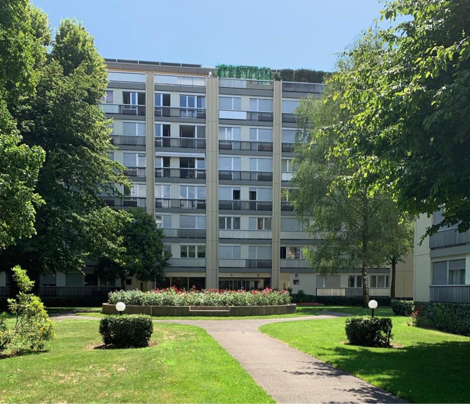 Crêts-de-Champel 38, Genève