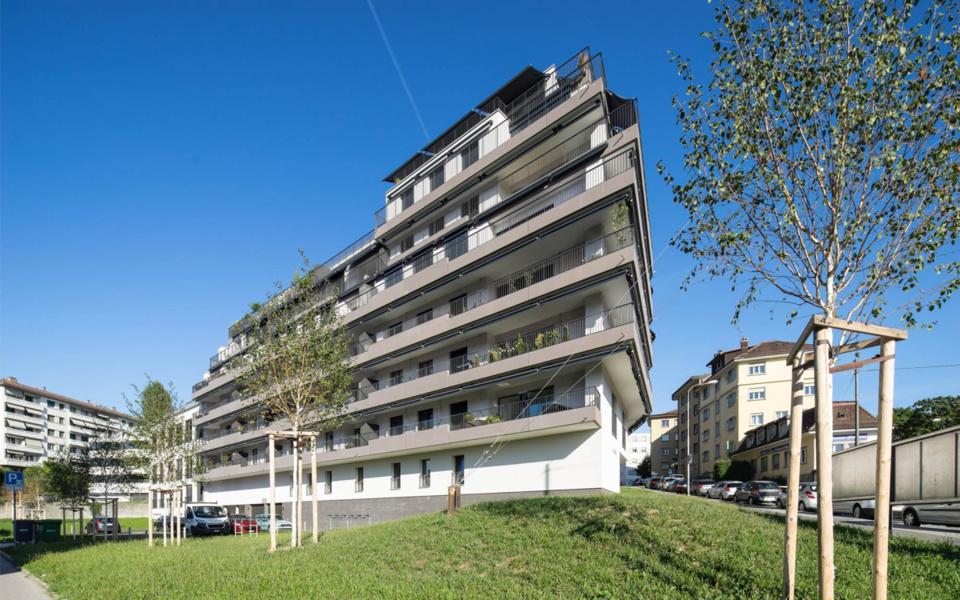 Renens 52, Lausanne