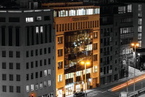 UBS AM acquiert un immeuble à usage mixte à Francfort pour 27 M €