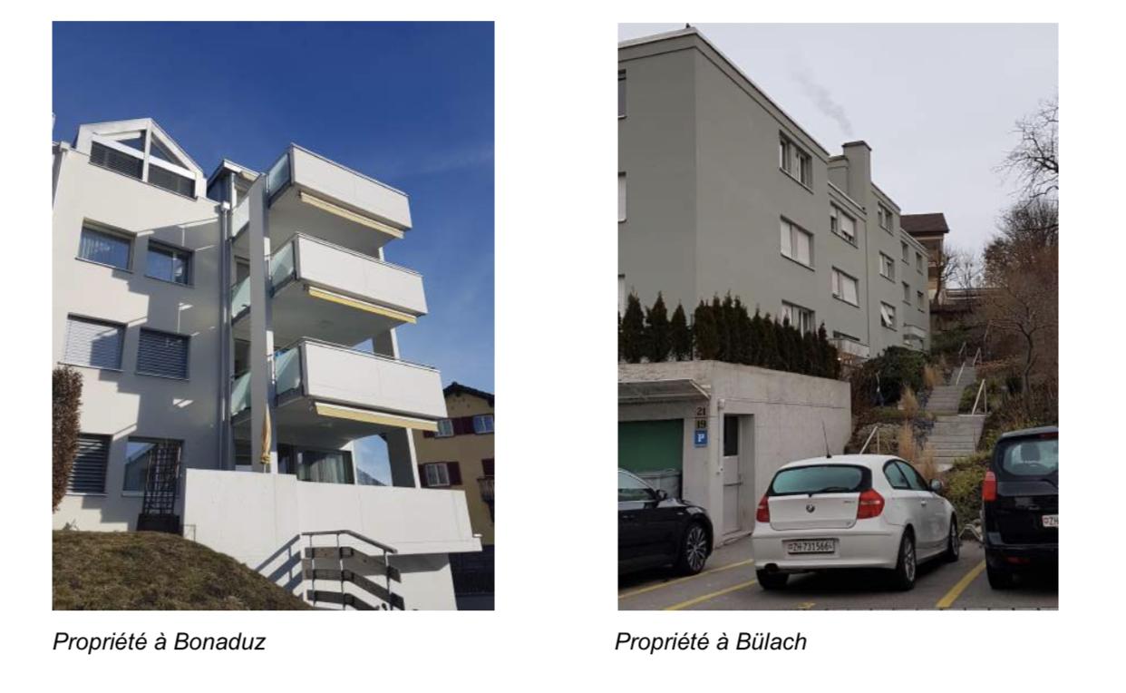 SF Sustainable Property Fund Achat de deux biens immobiliers - examen d'une augmentation de capital