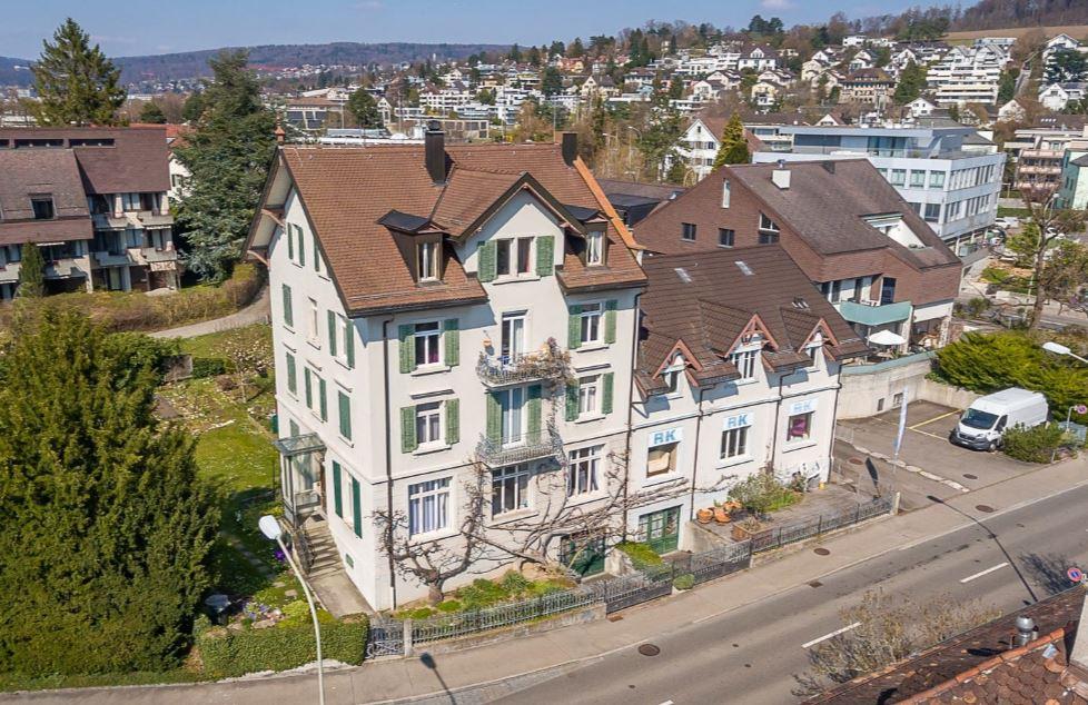Immeuble résidentiel à vendre à Zollikon