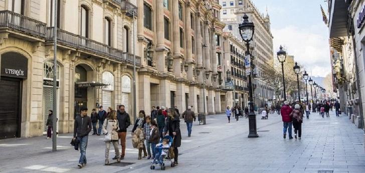Inditex ferme même dans la rue la plus chère d'Espagne