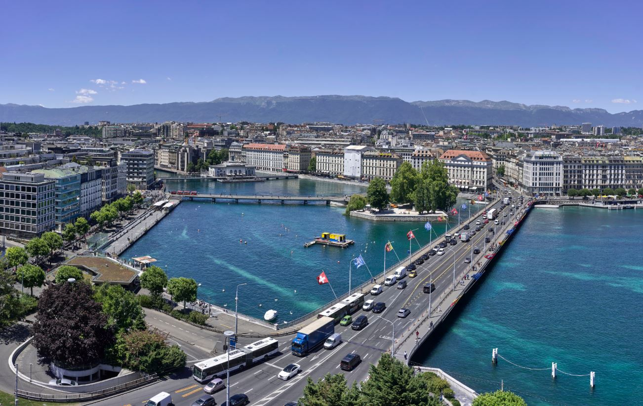 Genève : immeuble mixte à vendre