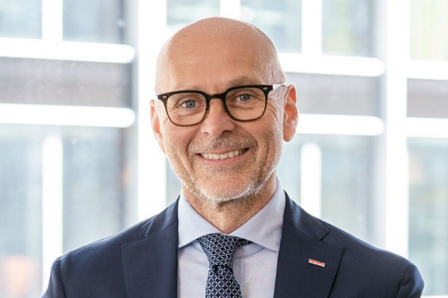 Hans R. Holdener (Image : Helvetica Property Investors)