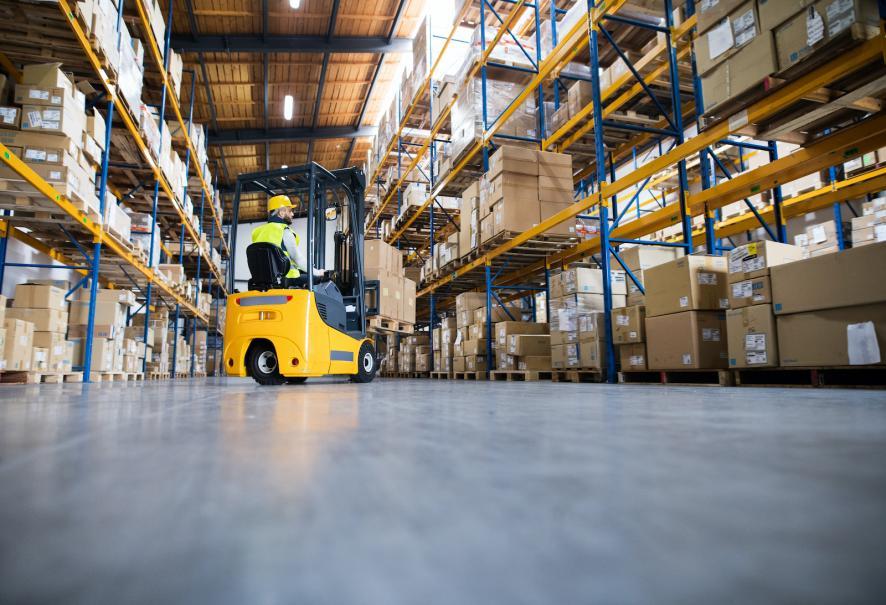 Forte demande pour l'immobilier logistique au moins jusqu'en 2024