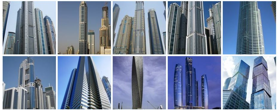 Tallest Residential Buildings
